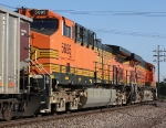 BNSF 5695